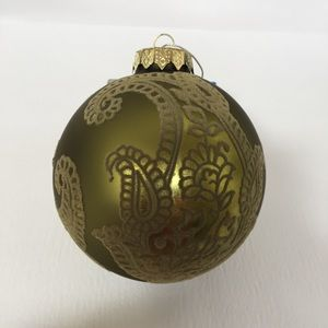 Other - Paisley Ball Ornament